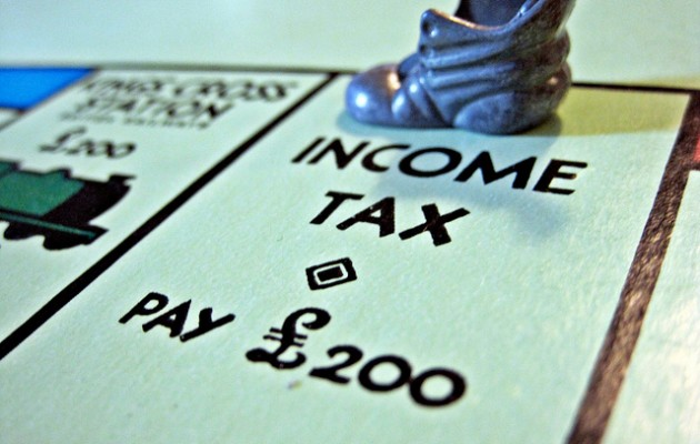 Triumph on Tax - Income tax is difficult for most of us to avoid