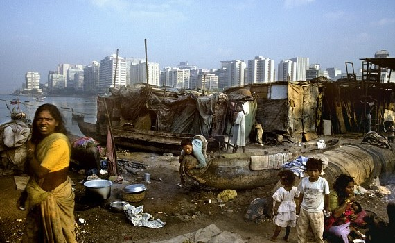 essay on poverty and inequality in india