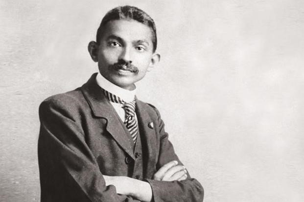 Young Lawyer, Ghandi